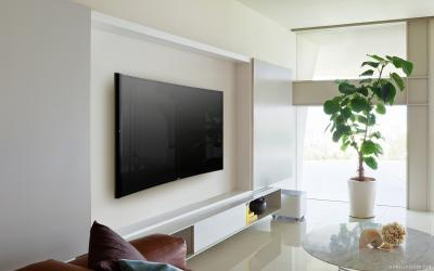 wall mounting tv